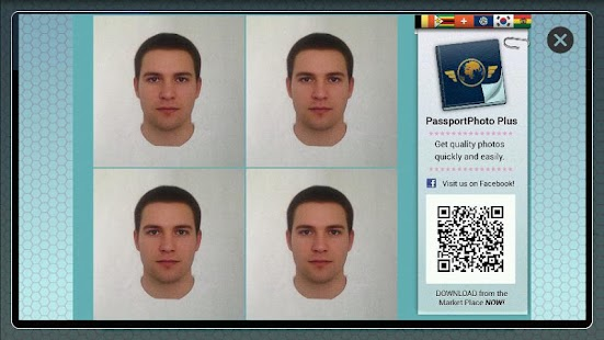 Passport Photo - screenshot thumbnail