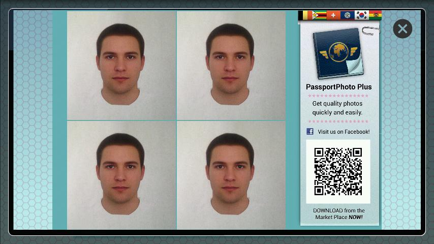 Passport Photo - screenshot