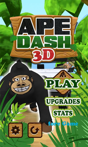Ape Dash 3D