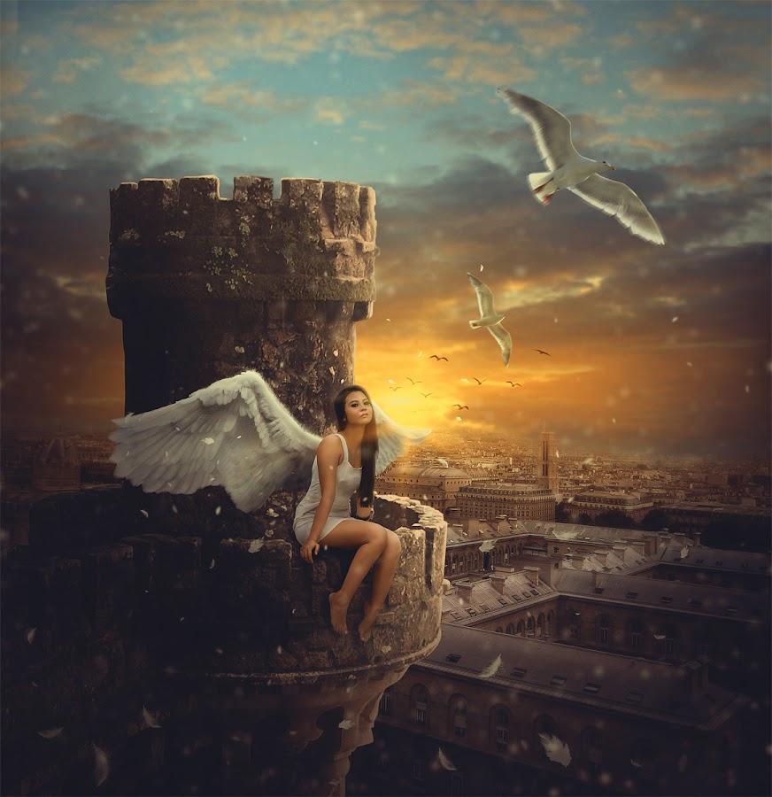 ANGEL by Yogi Setiawan - Digital Art People