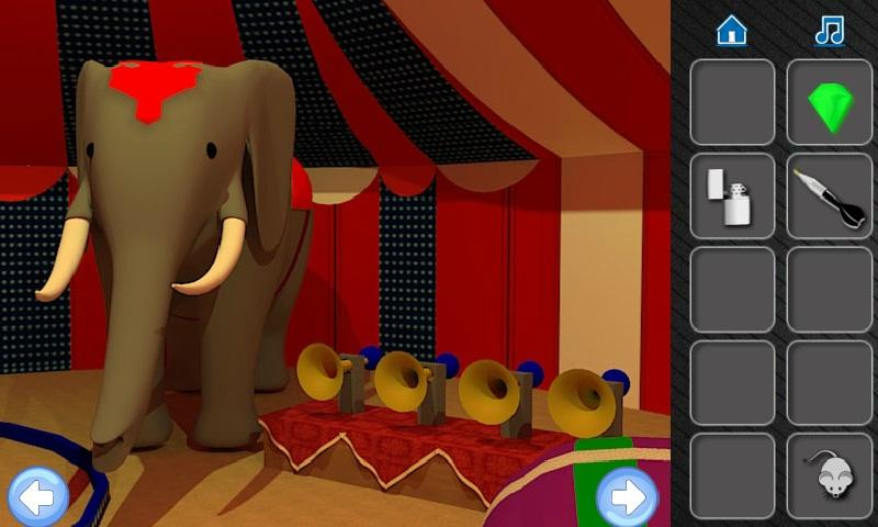 Circus Escape - screenshot