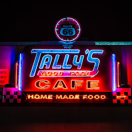 Tally's Back by Ron Meyers - Artistic Objects Signs