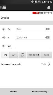 Mobile FFS - screenshot thumbnail