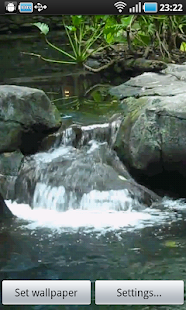 Waterfall - screenshot thumbnail