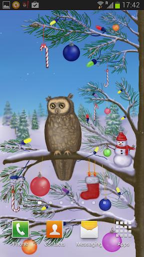 Owl of a Season Xmas Edition
