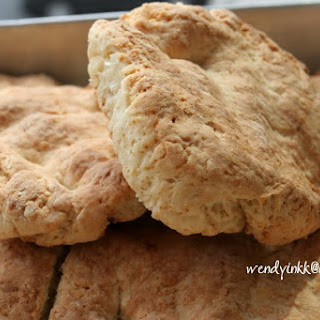 Southern Pinch Biscuits