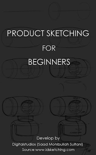 Learn Design Sketching