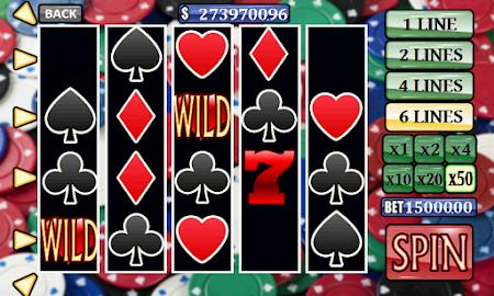 Platinum Slots Collection Demo 1.1 screenshot 37617