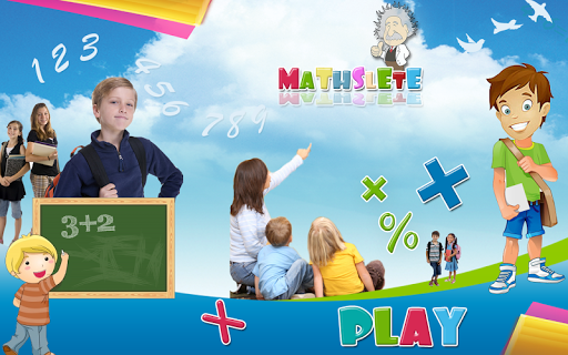 Maths for 5 to 6 years old