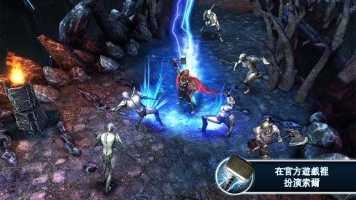 雷神索爾2:黑暗世界 - 官方遊戲