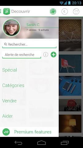 android Shpock Flohmarkt Kleinanzeigen Screenshot 17