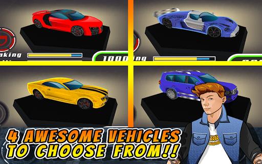 【免費賽車遊戲App】Justin Bieber down hill race !-APP點子