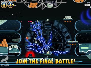 Angry Birds Star Wars HD Screenshot 15