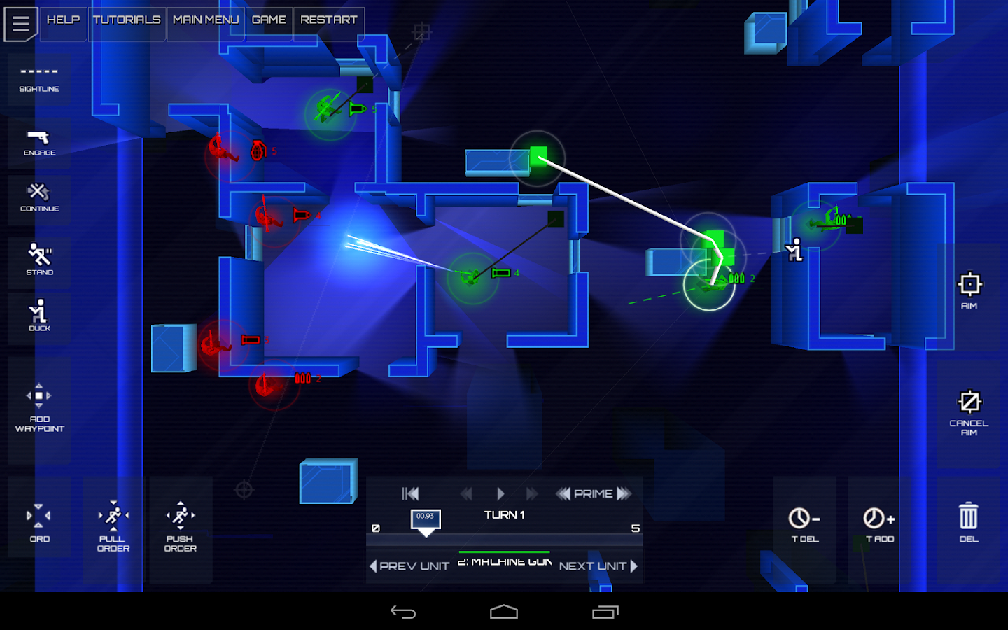 Frozen Synapse - screenshot