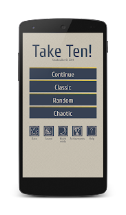Take Ten! - screenshot thumbnail