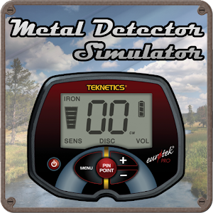 Metal Detector Simulator for PC and MAC