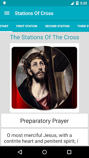stations of the cross app