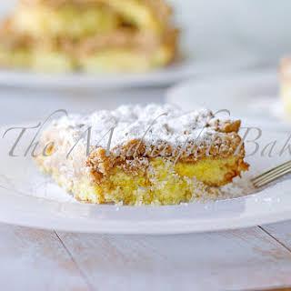 Copycat Entenmann's Crumb Cake.