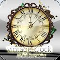 Vintage AnalogClockWidget logo