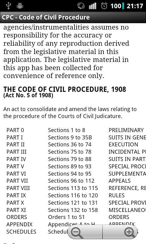 civil procedure code 1908