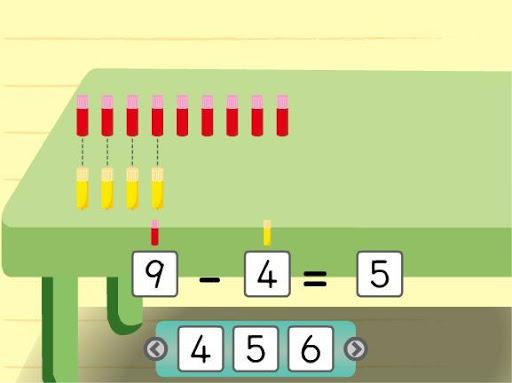 全腦數學大班 下學期 遊戲APP-FG3-2 免費版
