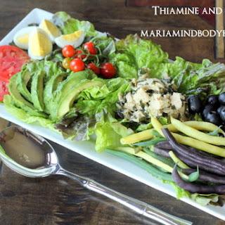 Keto-Adapted Nicoise Salad Recipe