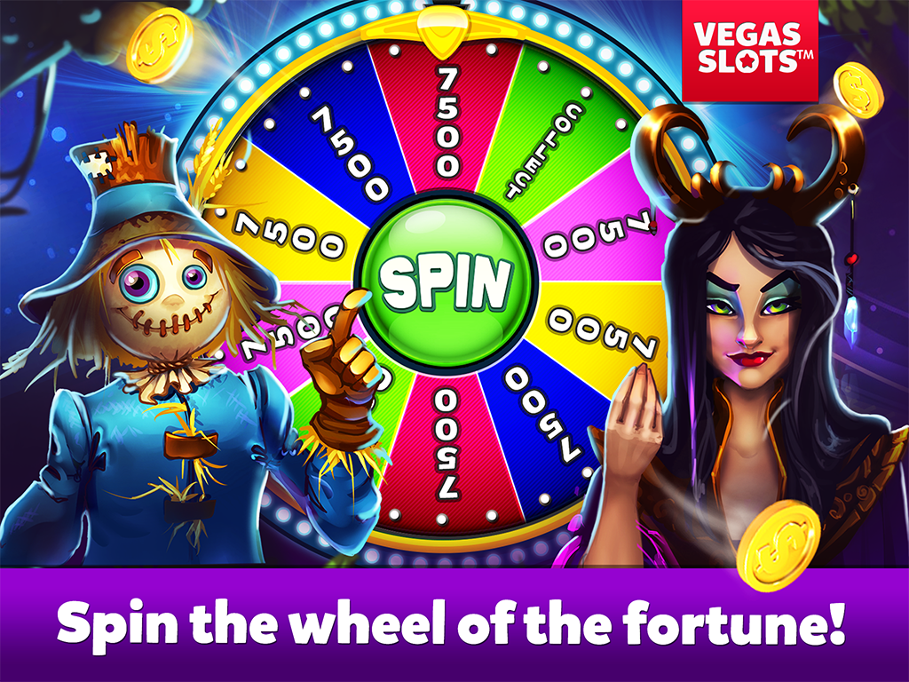 how to play vegas slots app