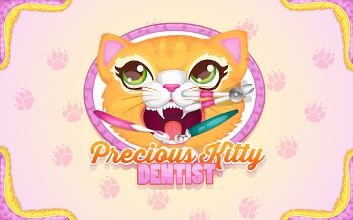 Precious Kitty Dentist-Pet Vet