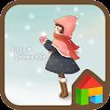 First snowy day Dodol Theme icon