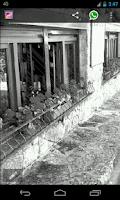 Screenshot of pencil effect photo & camera