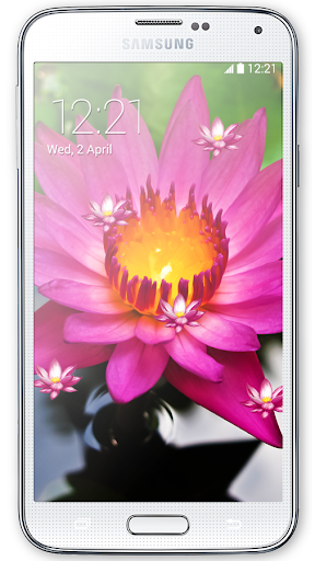 Lotus Flower Live Wallpaper HD
