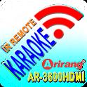 Remote Arirang R3600HDMI-PHONE icon