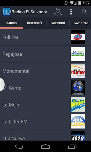 Radios El Salvador