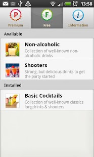 Cocktail Flow - Drink Recipes - screenshot thumbnail