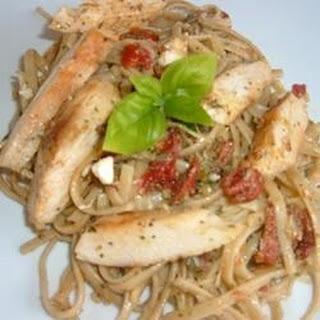 Fettuccini Tomato Rustica II