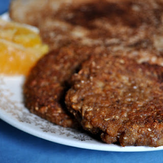 Vegan Sausage Patties.