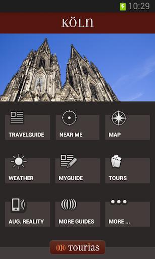 Cologne Travel Guide - TOURIAS