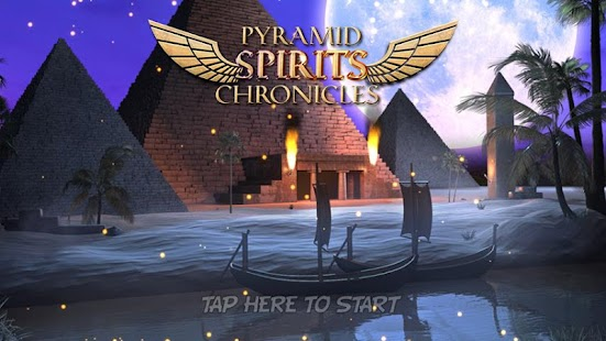 Pyramid Spirits 3 - Slots- screenshot thumbnail