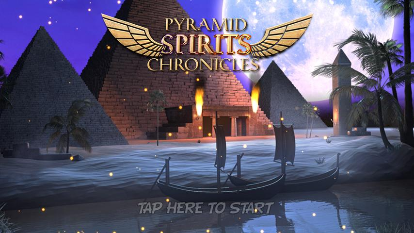 Pyramid Spirits 3 - Slots- screenshot