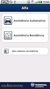 Alfa DirectAssist - screenshot thumbnail