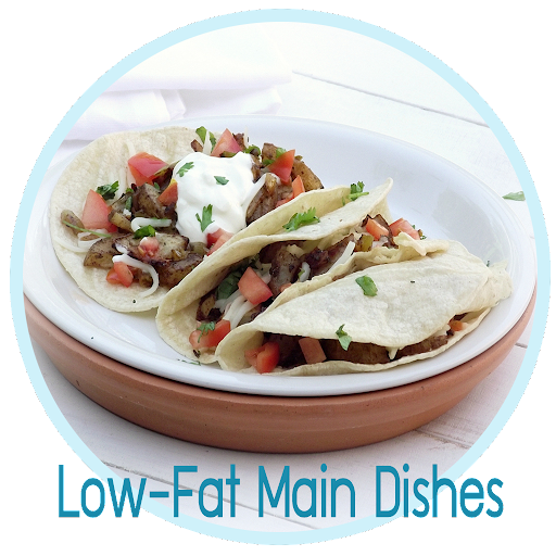 Low-Fat Main Dishes