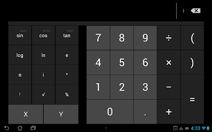 Calculator Screenshot 7