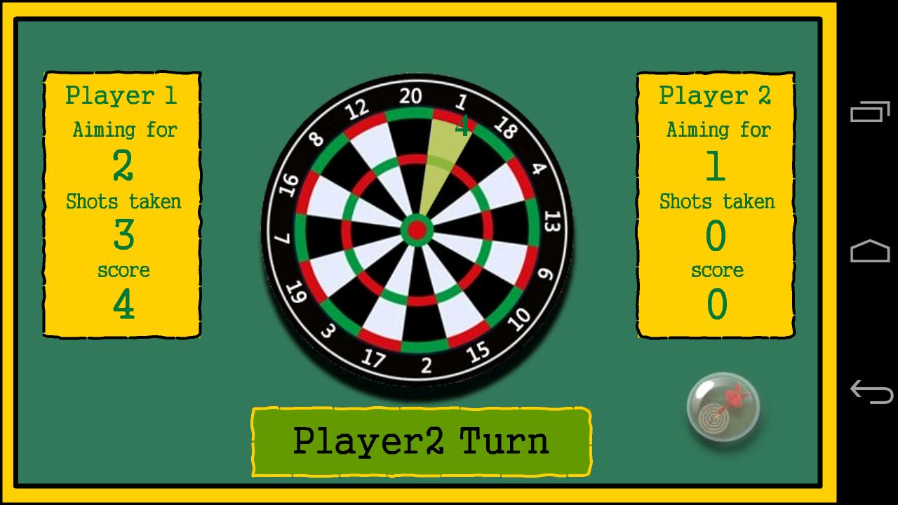 Shooting Darts - screenshot