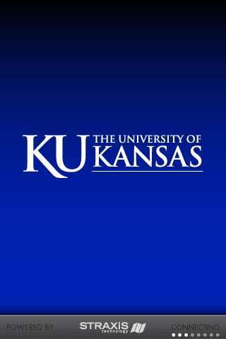 University of Kansas- screenshot