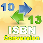 ISBN 10/13 Conversion icon