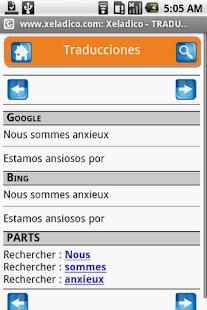 Diccionarios gratis - screenshot thumbnail