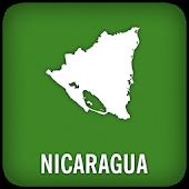 Nicaragua GPS Map