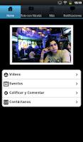 Screenshot of Nicolás Arrieta