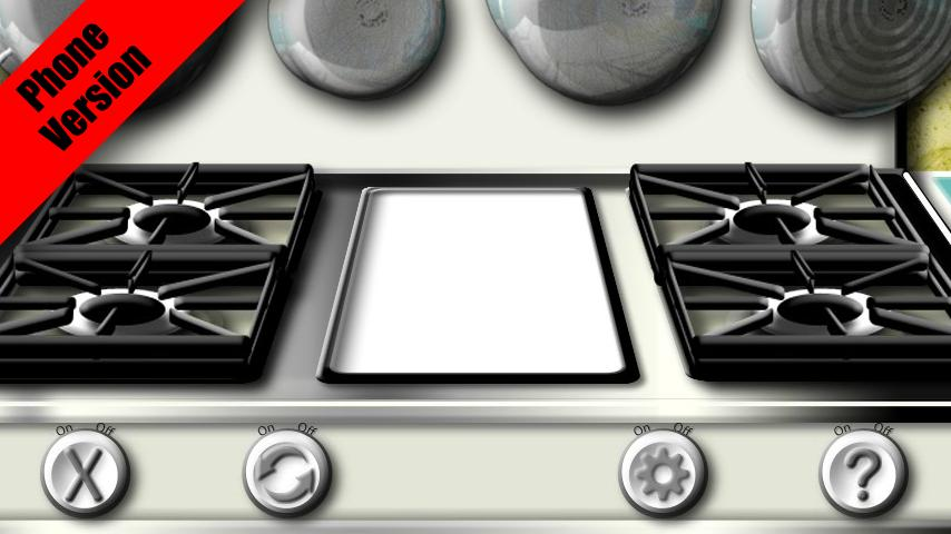 Dirty Kitchen Cooking Timer - screenshot