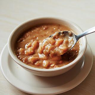 White Bean Soup.